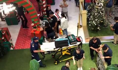 Ποδοπατήθηκαν για μερικές δωροεπιταγές: Πέντε άνθρωποι στο νοσοκομείο (pics&vid)