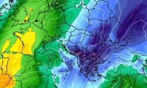 Καιρός: Ψυχρή εισβολή προ των πυλών, φέρνει κρύο και χιόνια... (Photos)