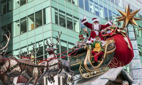 Άγιος Βασίλης… έρχεται! – Παρακολουθήστε LIVE την πορεία του