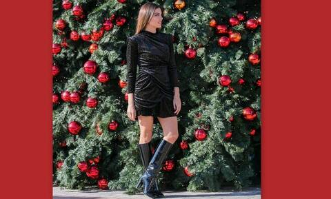 H Σταματίνα Τσιμτσιλή παραμονή Χριστουγέννων έκανε την πιο γλυκιά αποκάλυψη!