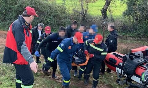 Τραγωδία στο Αγρίνιο: Ανασύρθηκε η σορός του 79χρονου που έπεσε με ΙΧ σε στέρνα