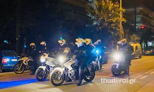 Θεσσαλονίκη: Η Αστυνομία απέτρεψε οπαδικό επεισόδιο την τελευταία στιγμή (pics)