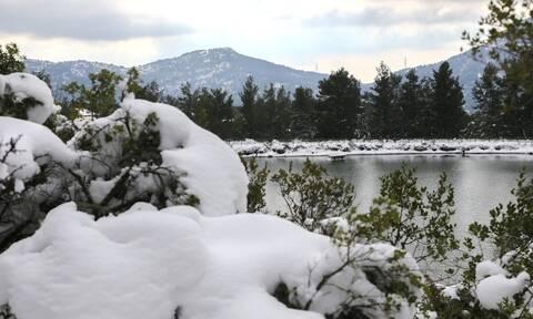 Ο καιρός τα Χριστούγεννα: Χωρίς βροχή, αλλά με κρύο - Πότε θα πέσει η θερμοκρασία