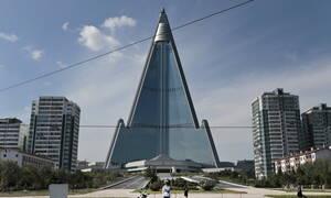Αυτό είναι το υψηλότερο αχρησιμοποίητο κτήριο στον κόσμο - Η ιστορία του Ριουγκιόνγκ (pics+vid)