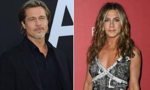 Brad Pitt - Jennifer Aniston: Τα Χριστούγεννα τους έφεραν πιο... κοντά! (Pics)