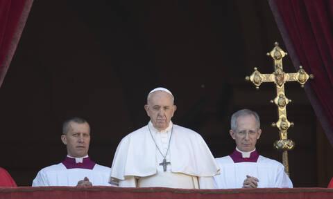 Χριστούγεννα 2019: Το μήνυμα του Πάπα για ειρήνη και επανόρθωση των αδικιών (pics&vid)