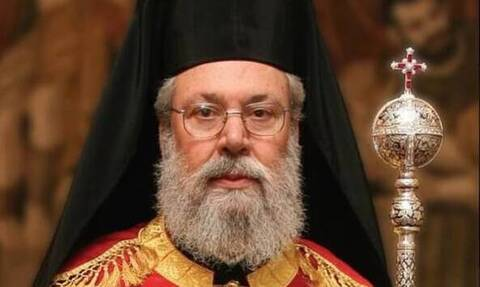 Αρχιεπίσκοπος Κύπρου: Υπέρ νέου ενιαίου αμυντικού δόγματος με την Ελλάδα