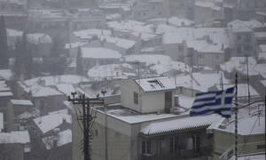 Καιρός: Χιονιάς προ των πυλών – Τσουχτερό κρύο σε όλη την Ελλάδα
