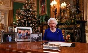 Βρετανία: Το μήνυμα της Βασίλισσας Ελισάβετ για τα Χριστούγεννα