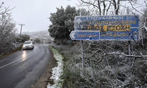 Έρχεται η κακοκαιρία Ζηνοβία - Θα σαρώσει την Ελλάδα για τρεις μέρες με βροχές, κρύο και χιόνια
