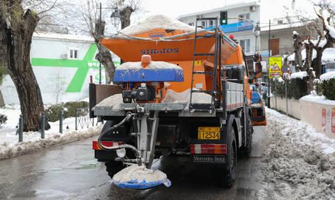 Κακοκαιρία Ζηνοβία: Σε ποιες περιοχές θα χιονίσει τις επόμενες μέρες