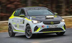 Opel: Η εξέλιξη του ηλεκτρικού αγωνιστικού Opel Corsa-e Rally ξεκίνησε