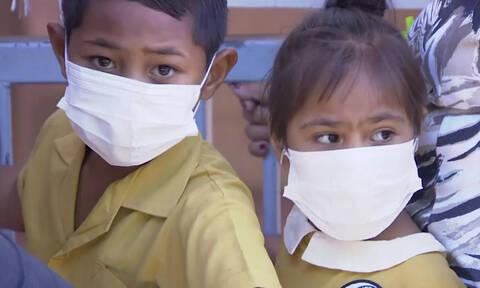 Επιδημία ιλαράς: 81 νεκροί μέσα σε δύο μήνες στη Σαμόα