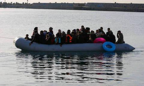 Μεταναστευτικό: 183 αλλοδαποί εντοπίστηκαντο πρωί της Πέμπτης (26/12) στη Μυτιλήνη