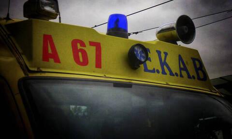 Τραγωδία στη Λάρισα: Νεκρός άνδρας στη συνοικία της Νεράιδας