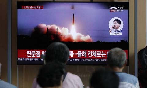 Γκάφα του ιαπωνικού πρακτορείου NHK: Η Β. Κορέα δεν εκτόξευσε τελικά πύραυλο