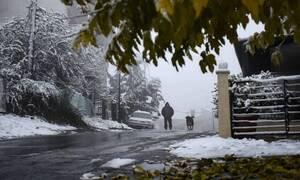 Η κακοκαιρία Ζηνοβία πλησιάζει την Ελλάδα - Έρχεται πολικό ψύχος και χιόνια