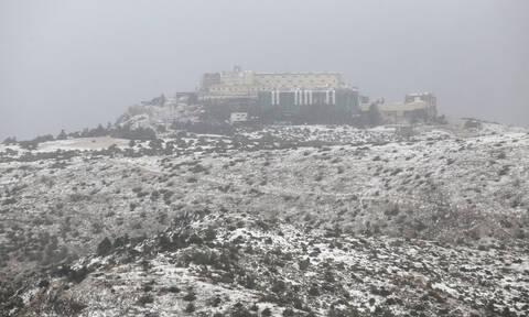 Κακοκαιρία Ζηνοβία: Ο χιονιάς θα «χτυπήσει» και την Αττική – Δείτε πότε