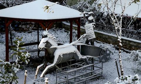 Έκτακτο δελτίο επιδείνωσης του καιρού: Έρχονται χιόνια, θυελλώδεις άνεμοι και καταιγίδες