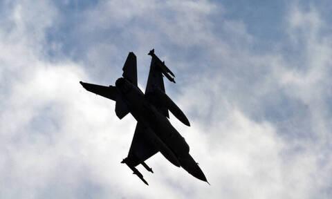 Νέες προκλήσεις από την Άγκυρα: Τουρκικά F-16 πάνω από Οινούσσες και Παναγιά