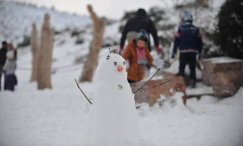 Zenobia cold front may bring Attica's first low-altitude snows, meteo forecasts