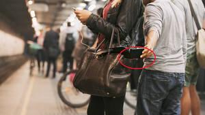 Μπαίνεις συχνά στο μετρό; Έτσι δεν θα σε κλέψουν ποτέ