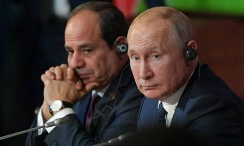 Λιβύη: Πούτιν, Τραμπ και αλ Σίσι ετοιμάζουν τις κινήσεις τους