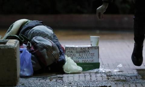 Ηράκλειο: Έκτακτα μέτρα για την προστασία των αστέγων από τα έντονα καιρικά φαινόμενα