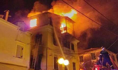 Κέρκυρα: Συγκλονιστική μαρτυρία της μητέρας που έπεσε από φλεγόμενο μπαλκόνι με το παιδί της