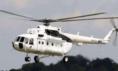 Συναγερμός: Χάθηκε ελικόπτερο με 7 επιβαίνοντες ανάμεσά τους και παιδιά