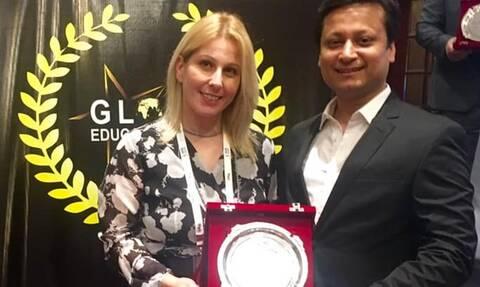 Διεθνές βραβείο σε Ελληνίδα νηπιαγωγό – Η μέθοδος που την έκανε να ξεχωρίσει