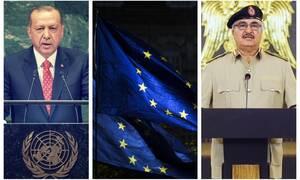 Ραγδαίες εξελίξεις: Επιτροπή της ΕΕ μεταβαίνει στη Λιβύη - Πλησιάζει στην Τρίπολη ο Χαφτάρ