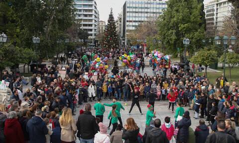 Χριστούγεννα στην Αθήνα: Η ατζέντα των εορταστικών εκδηλώσεων για το Σαββατοκύριακο