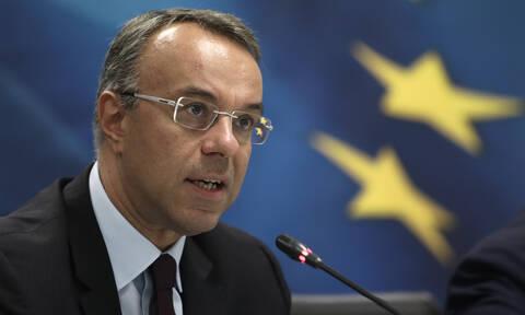 Σταϊκούρας: Διαπραγματεύσεις για πρωτογενές πλεόνασμα και μείωση ΕΝΦΙΑ «κλειδώνουν» μέσα στο 2020