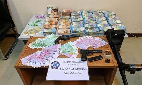 Καβάλα: Προφυλακίστηκε και ο 64χρονος κατηγορούμενος για τη μεγάλη ληστεία των 4,2 εκατομμυρίων ευρώ