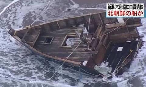 Ανατριχίλα σε πλοίο - φάντασμα - Βρέθηκαν κομμένα κεφάλια