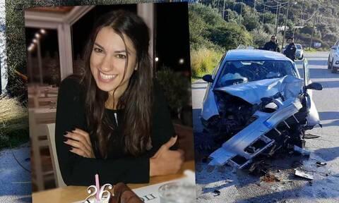 Κρήτη: Θρήνος στην κηδεία της 26χρονης Μαρίνας – Την αποχαιρέτησαν ντυμένη νύφη (vid)