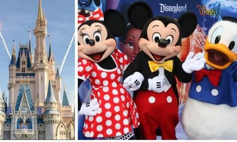 «Χαμός» στο Walt Disney World: Επισκέπτες «έβαλαν χέρι» στη Μίνι, τον Μίκι και τον Ντόναλντ