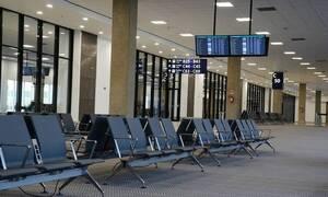 Χαμός σε αεροδρόμιο: Τον ανάγκασαν να αλλάξει μπλούζα - Δείτε γιατί