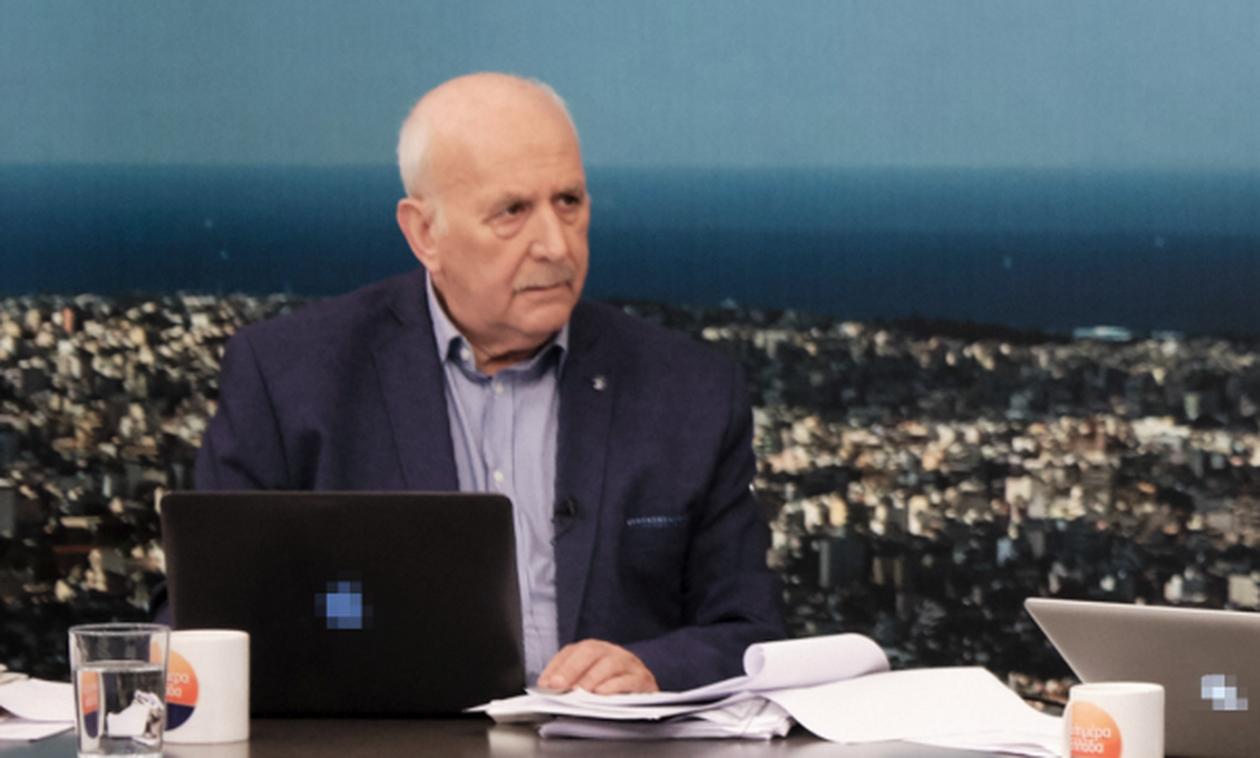 Γιώργος Παπαδάκης: Η αποκάλυψη για το μισθό του (pics)