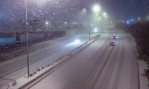 Κακοκαιρία: Απαγόρευση κυκλοφορίας φορτηγών στην Ε.Ο. Αθηνών – Λαμίας