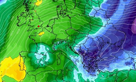 Καιρός: Νέα ψυχρή εισβολή την Πρωτοχρονιά! Καρέ καρέ η εξέλιξη και οι χιονοπτώσεις μέχρι 14 Γενάρη!