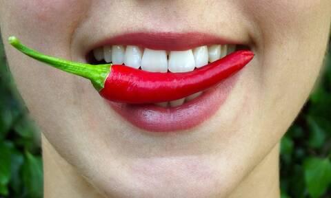 Οι πιπεριές τσίλι μειώνουν τον κίνδυνο πρόωρου θανάτου από έμφραγμα