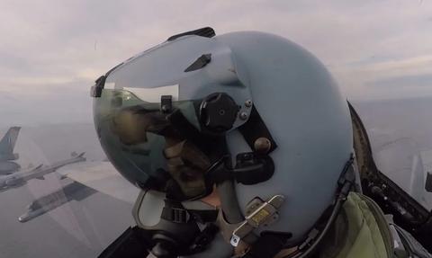 Συναγερμός στο Αιγαίο: Ελληνικά F-16 «τύφλωσαν» Τούρκους πιλότους