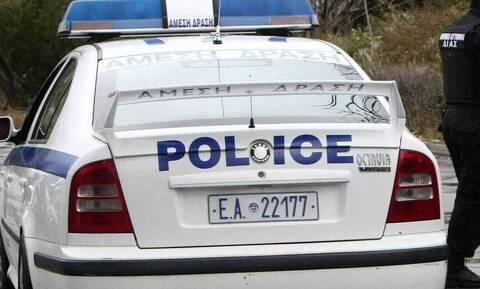 Ηράκλειο: Έπαθαν ΣΟΚ οι αστυνομικοί όταν είδαν τι έκρυβε στο σακίδιό του (pics)