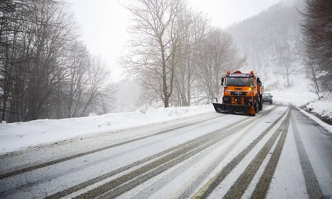 Καιρός: Στο έλεος της «Ζηνοβίας» η χώρα - Πολλά προβλήματα - Πού θα χτυπήσει ο χιονιάς σε λίγες ώρες