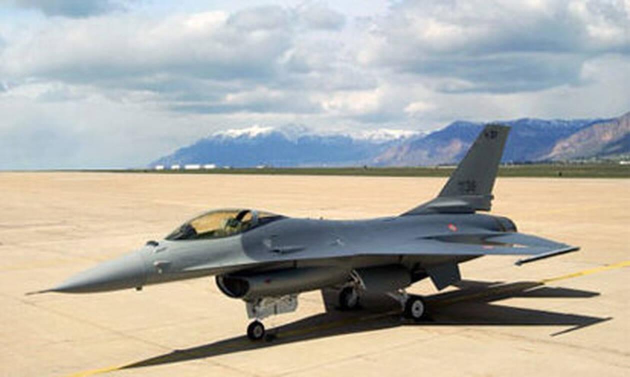 Греция проведет модернизацию военных самолетов F-16
