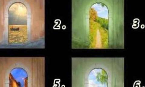 Ποιο μονοπάτι θα διαλέξεις; Η απάντησή σου φανερώνει πολλά