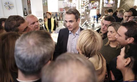 Κυριάκος Μητσοτάκης: «Είμαι πιο κοντά στην απόφαση για Πρόεδρο Δημοκρατίας»