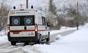 Κακοκαιρία Ζηνοβία: Τραγωδία στις Πλαταιές - Νεκρός ένας άνδρας μέσα στο σπίτι του από αναθυμιάσεις
